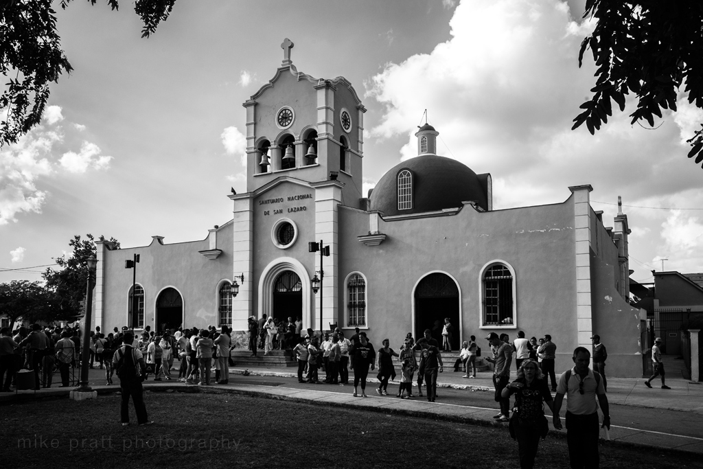 The church of Rincón